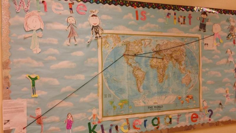 Flat Kindergarten