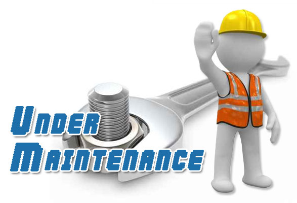 Under Maintenance Picture