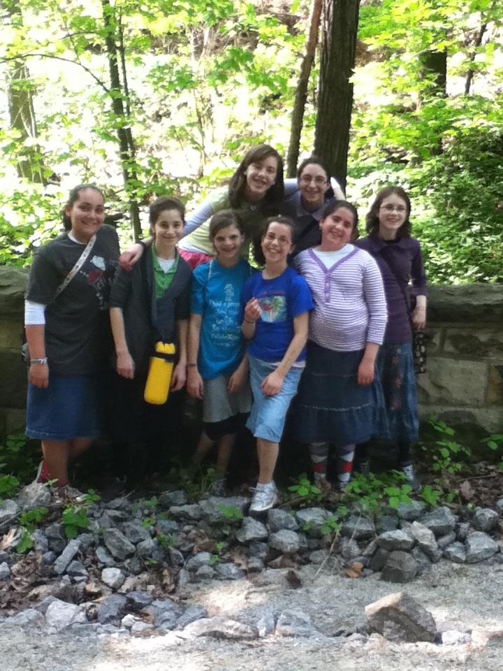 Girls Hiking Club