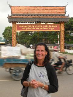 Mrs. Finder in Cambodia