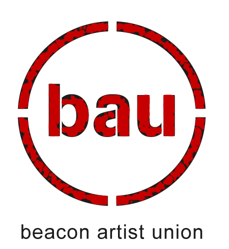 BAU logo rusty