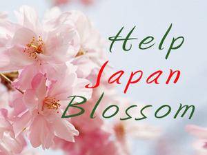 Help Japan Blossom