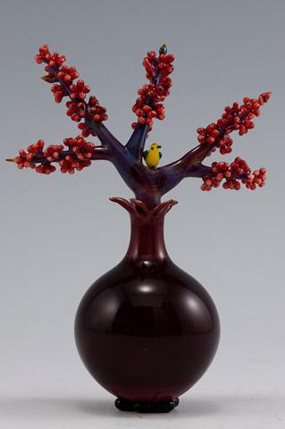 Pomegranate Perfume by Suellen Fowler