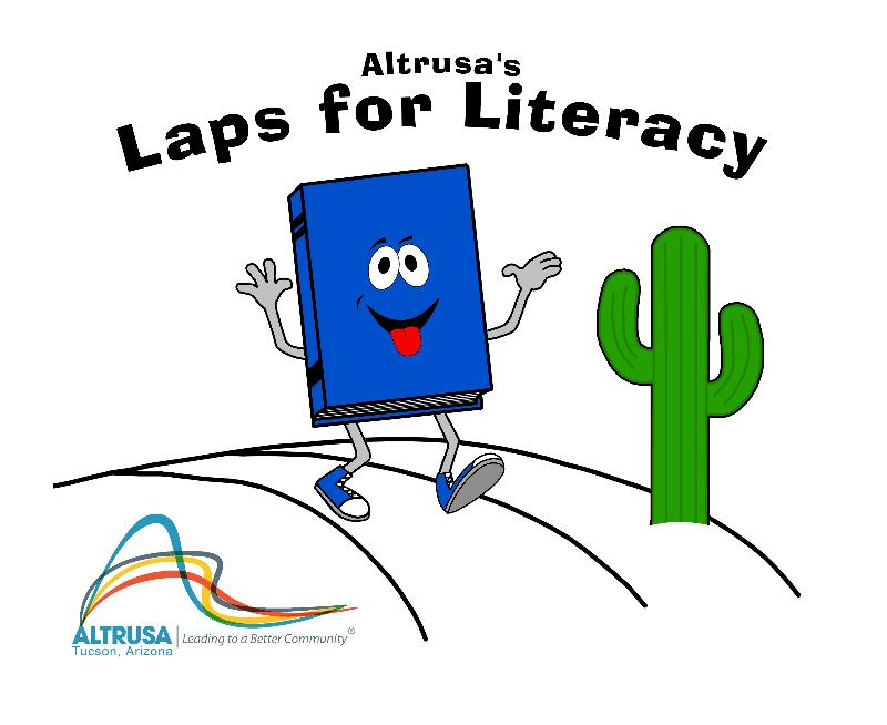 2013 Laps for Literacy