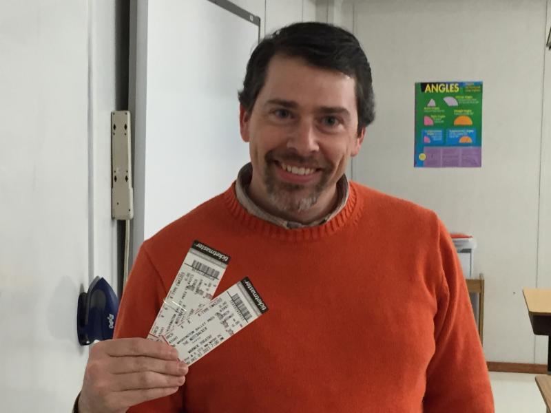 ticket winner