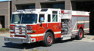 Concord Fire Engine