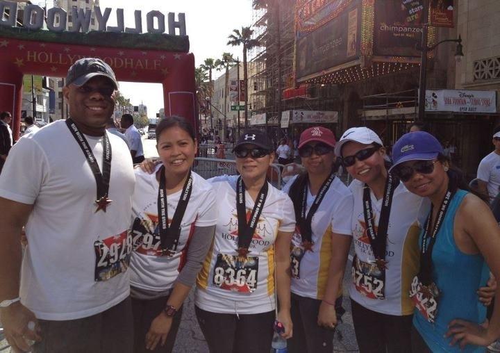 Hollywood Marathon