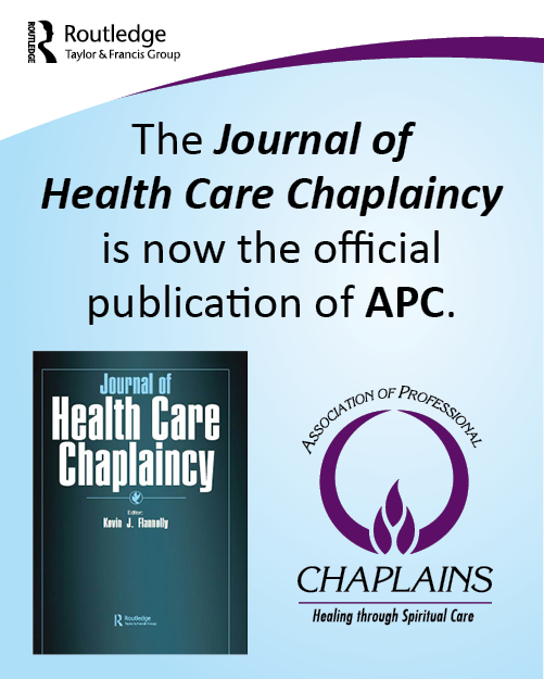 Journal of Health Care Chaplaincy