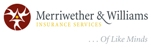 logo for Merriwether & Williams Insurance Services