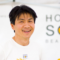 Photo of Hodo Soy Beanery Founder