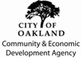 City of Oakland CEDA Logo