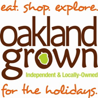 Oakland Grown logo