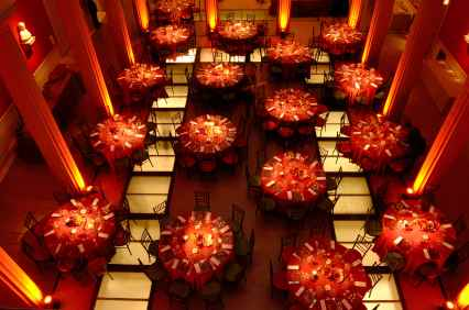 Red Dinner