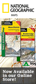 National Geographic Map Ad