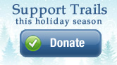 Donate holiday graphic