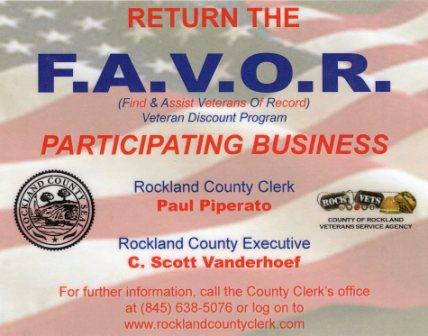 Return The Favor Logo