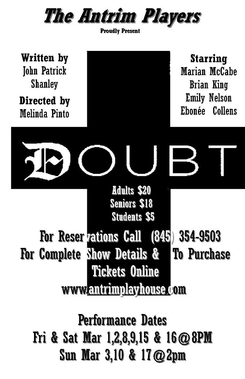 Doubt Poster Final
