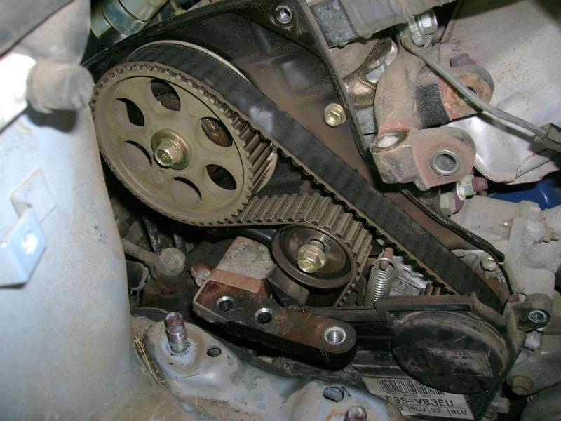 that dreaded timing belt