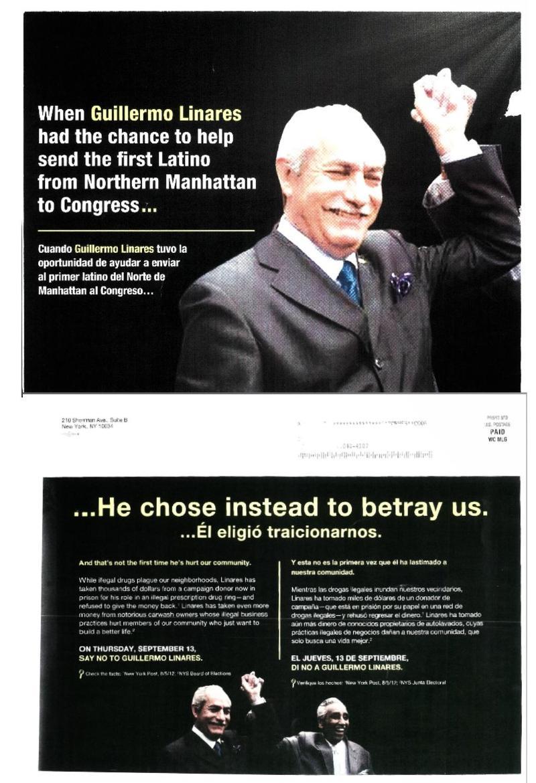 Linares Betrayal?