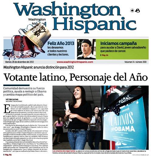 Latino Voter 2012