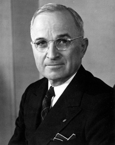 CHRISTMAS EVE – Columbus, Cook and President Truman