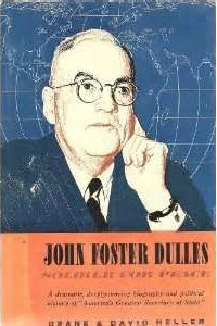 "United States"" a professedly Christian nation…""- John Foster Dulles, Secretary of State"