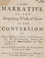 ben franklin and jonathan edwards The enlightenment and the great awakening including benjamin franklin jonathan edwards a puritan minster terrified listeners with his sermon sinners in the hands of an angry god.