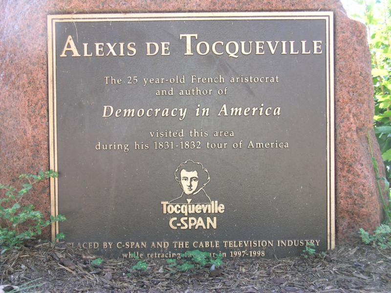 an analysis of despotism in democracy in america by alexis de tocqueville Democracy in america democracy in america, by alexis de tocqueville the most influential study of the united states ever written, democracy in america owes its enduring significance to the complexity of tocqueville's analysis.