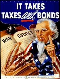 American Minute with Bill Federer War Emergency – IRS Withholds from Paychecks