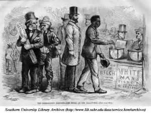 american civil war and 14th amendment When it comes to constitutional amendments, the 14th amendment has  the  citizenship question for african-americans after the civil war.