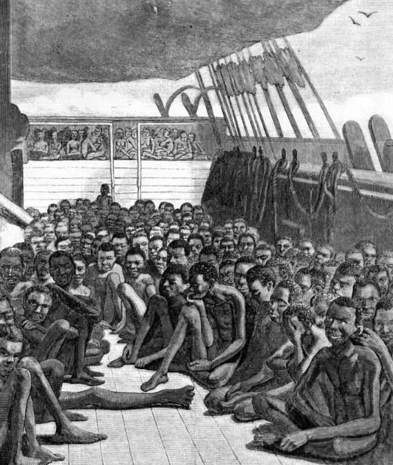 la amistad a ship of slavery A brief discussion of the law of slavery in 1841 in 1841,  both montez and ruiz were spanish citizens, the amistad was a spanish ship,.