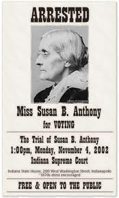 After The Civil War Susan B Anthony Worked Hard For Passage Of 13th 14th And 15th Amendments