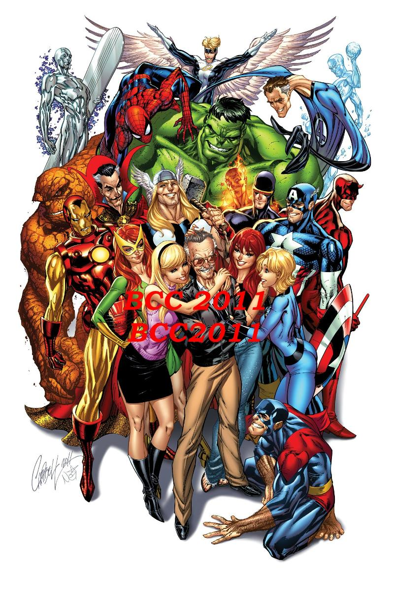 Stan Lee MARVEL print