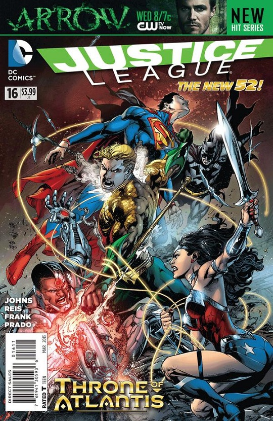 Prado Reis Justice League 13