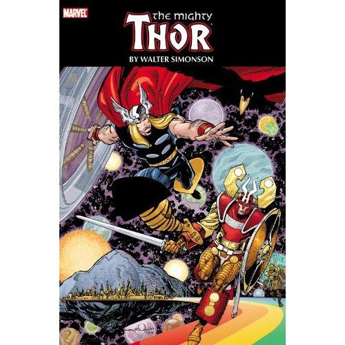 Simonson Thor Omnibus