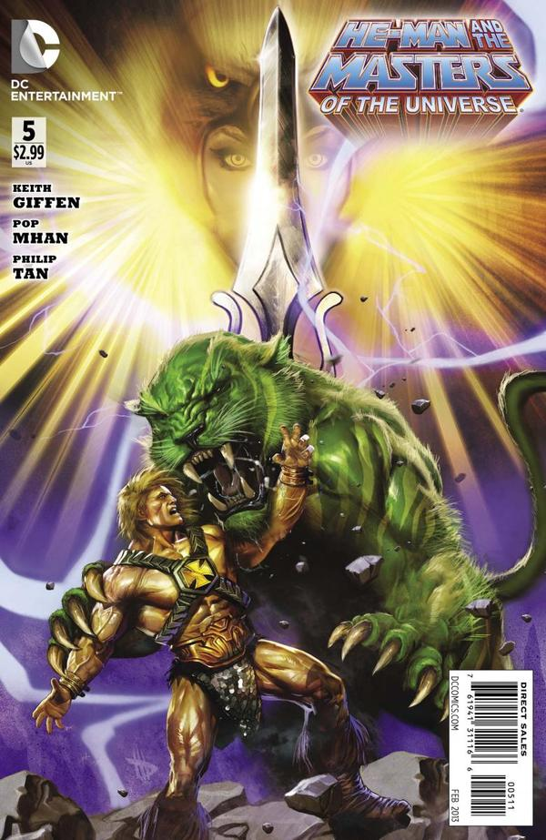 Giffen Masters of the Universe cover
