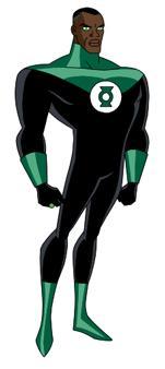 John Stewart Green Lantern (LaMarr)