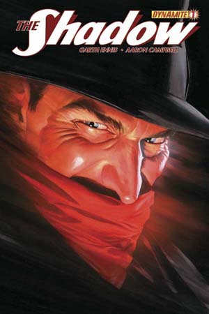 Garth Ennis Shadow 01 Cover