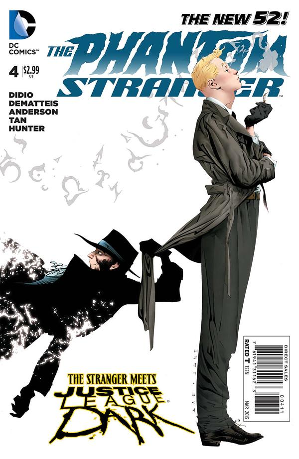 DeMatteis Phantom Stranger cover