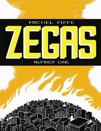 Zegas cover