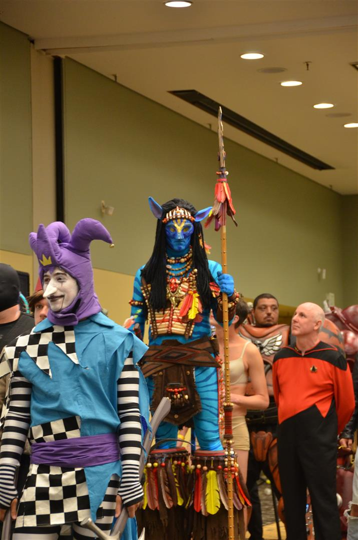 BCC Costume Contest 2013 Winners