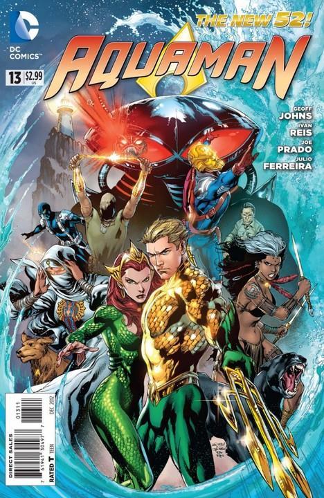Prado-Reis Aquaman 13