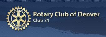 Denver Rotary Logo
