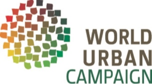 world urban campaign logo