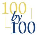 100 by 100