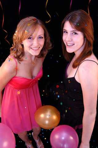 Prom photo - royalty free