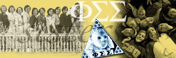 Phi Sigma Sigma - founded 1913