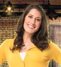 Katie Cavuto - Zeta Lambda - Food Network Star Finalist 2009