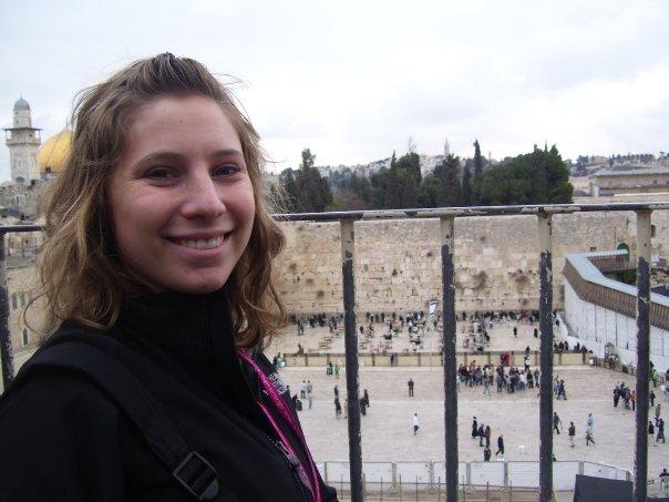 Thau - collegian - Israel