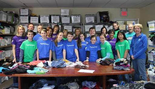 Togetherhood volunteers
